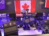 WPT Montreal Championship Trophy