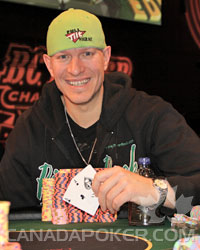 Greg Mueller Poker Player
