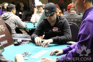 Matt Jarvis at the COPC Heads Up