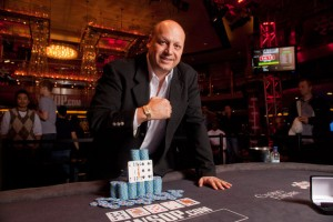 Jeffrey Lisandro WSOPE Event 2 Winner