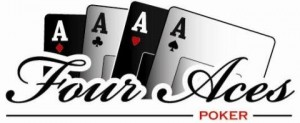 Four Aces Poker Official Logo