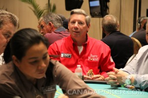 World Poker Tour Borgata Poker Open Mike Sexton