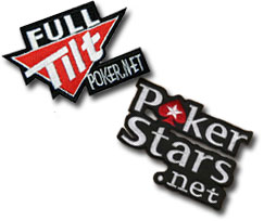 Full Tilt and PokerStars Patch