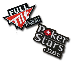 Full Tilt and PokerStars Patches