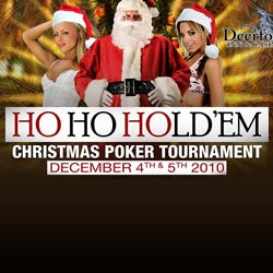 Deerfoot Ho Ho Hold'em Poker Tournament Featured