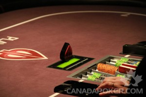 Playground Poker Table Grand Opening