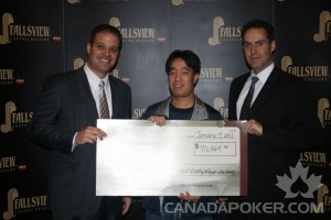 Thinh Bui $1,100 Fallsview Poker Classic