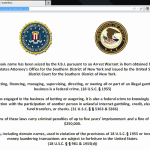 Absolute Poker Domain seized by FBI