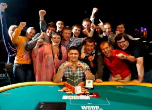 Russian Player Max Lykov Dominated Event #54