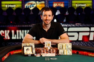 Brian Rast wins Poker Player's Championship of the 2011 WSOP