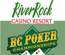 2011 British Columbia Poker Championships Top Ten Results For Events 1 & 2, Terry Tsang Schooling The Fields