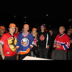 Playground Poker NLH Faceoff Charity Event