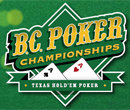 2011 BCPC | BC Poker Championships Schedule this Fall