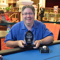Manitoba Lotteries Poker Championship Event 1 Winner