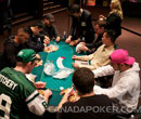 West Coast Poker Championships Final Table Gallery