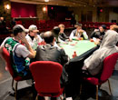 2011 BC Poker Championships Main Event Final Table Gallery