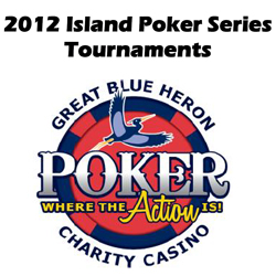 Blue Heron Poker Tournaments