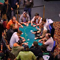 2011 Harvest Poker Classic Event 4