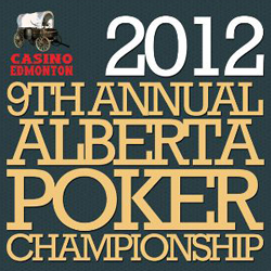 9th Annual Alberta Poker Championship