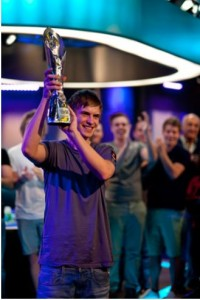 Viktor Blom wins 2012 PCA high roller