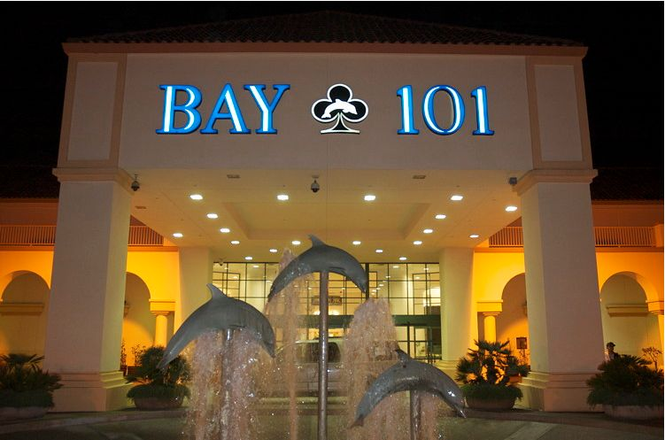 2012 World Poker Tour Bay 101 Shooting Star Begins March 5