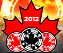 Deerfoot Inn & Casino Presents Revamped 2012 Canadian Open Poker Championships Schedule – August 22nd to September 2nd