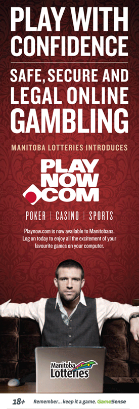 Manitoba Lotteries