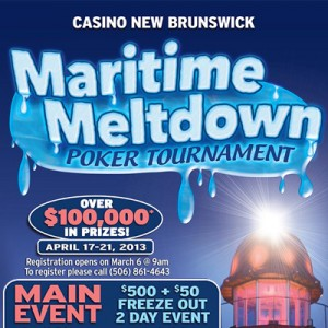 Casino-New-Brunswick-Maritime-Meltdown-Poker