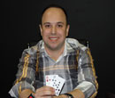 Johnny Mazzaferro Winner of Playground Poker Spring Classic Event 5