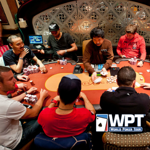 World poker championship 2012 final table
