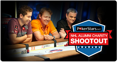 PokerStars NHL Alumni Charity