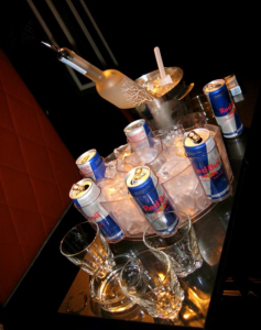 vodka red bull