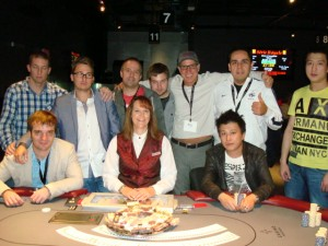 Final Table Série Royale de Poker Casino de Montréal