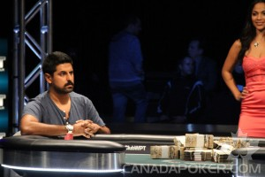 Mukul Pahuja WPT Montreal Heads Up