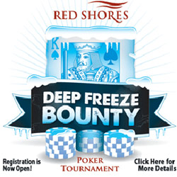 2015 Deep Freeze Bounty Tournament at Red Shores February 21 & 22