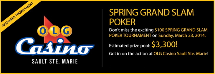 Spring-Grand-Slam-Poker-Tournament