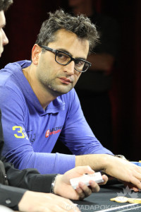 10th Place - Antonio Esfandiari