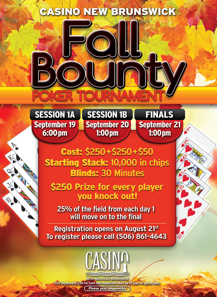 How to play bounty poker tournaments