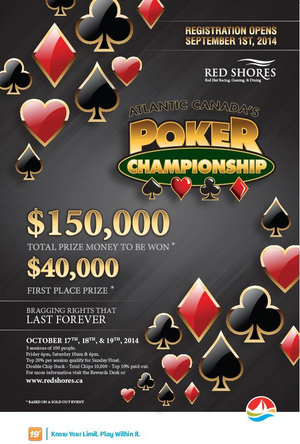 Red Shores Poker