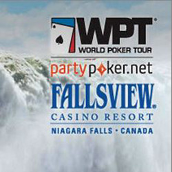 2015 WPT Fallsview Poker Classic - UPDATES Provided by World Poker Tour