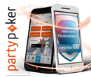 partypoker Launch Multi-table Tournaments to the Mobile App