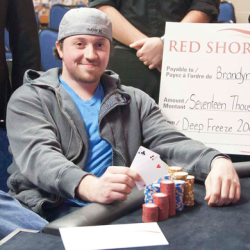 2015 Deep Freeze Bounty Tournament Results at Red Shores