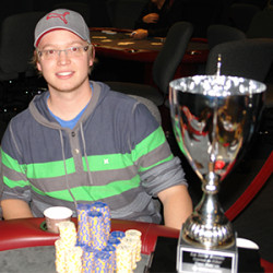 Royal Series of Poker at the Montreal Casino Results – February 7, 2015