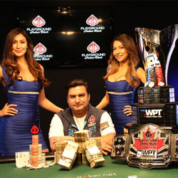 Sheraz Nasir Wins the 2015 WPT Canadian Spring Championship!