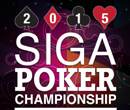 2015 SIGA Poker Championship at Dakota Dunes Casino on October 3 & 4