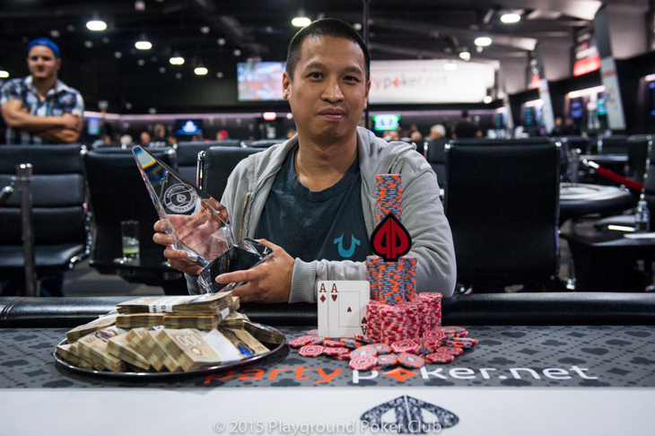 Chan An Luong photo provided by Playground Poker Club