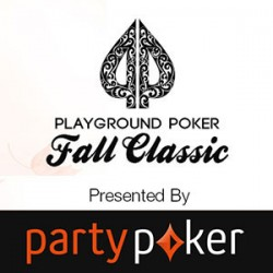 2015 Playground Poker Fall Classic from November 1st to 19th