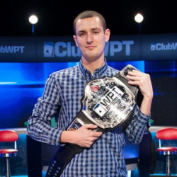 Jared Mahoney Wins the partypoker WPT Montreal at Playground Poker