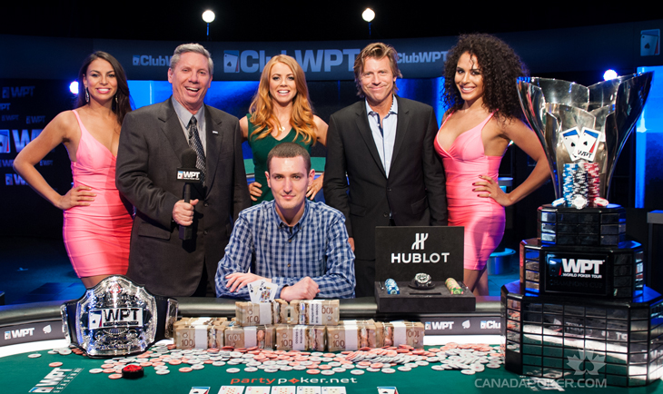 Jared-Mahoney-Winner WPT-MONTREAL