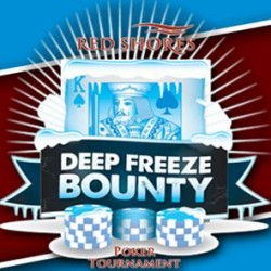 2017 Deep Freeze Bounty Poker Tournament - Feb 25th & 26th at Red Shores Racetrack & Casino